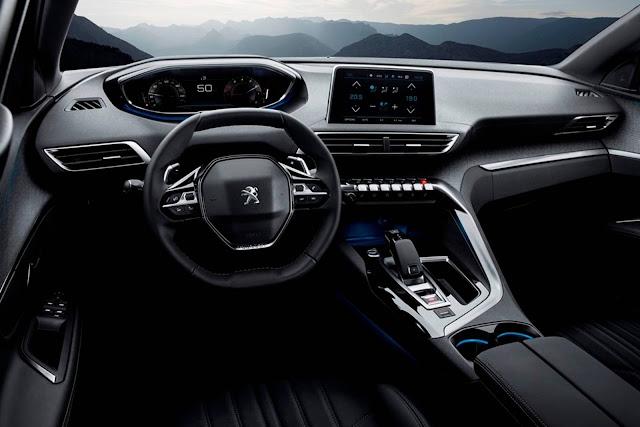 Novo Peugeot 3008 - Brasil