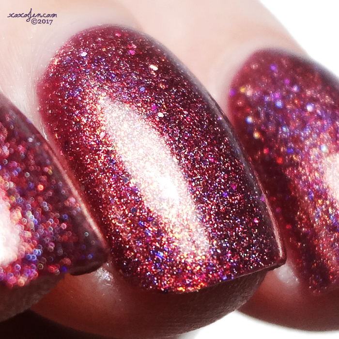 xoxoJen's swatch of Painted Polish
