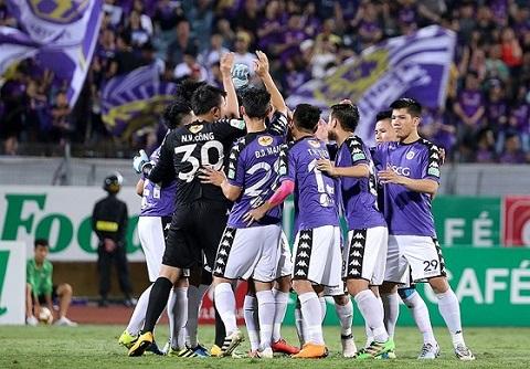 CLB Hà Nội quá mạnh trong giải đấu năm nay