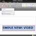 Cara Membuat Efek Bayangan (Shadow) pada Tulisan di Microsoft Word 2010