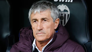Barcelona considering sacking Setien on Monday or Tuesday