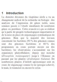 rapport de stage laboratoire de recherche biologie