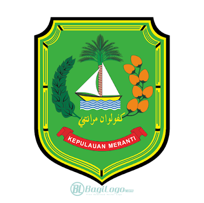 Kabupaten Kepulauan Meranti Logo Vector Bagilogo Com