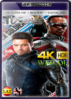 Falcon y el Soldado del Invierno (Temporada 1) WEB-DL 4K UHD HDR LATINO/INGLES
