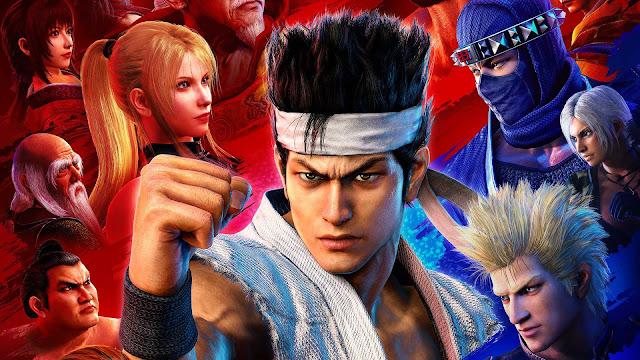 Análise Crítica – Virtua Fighter 5: Ultimate Showdown