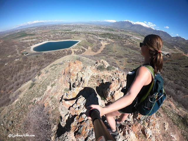 Hiking to the Spanish Fork Cross, Dominguez Hill Spanish Fork