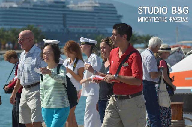 Ακρόπολη, Μυκήνες και Επίδαυρο οι  επιλογές των τουριστών για το πρώτο 7μηνο του έτους