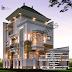 Desain Rumah Bapak Prihady Bakrie di Jakarta