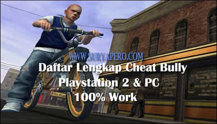cheat bully pc 100% work