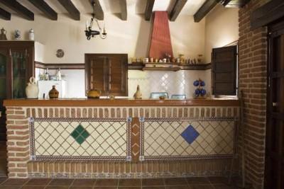 Ver Cocinas Rusticas De Obra Awesome With Ver Cocinas Rusticas De