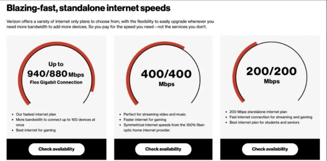 faster Internet Plan