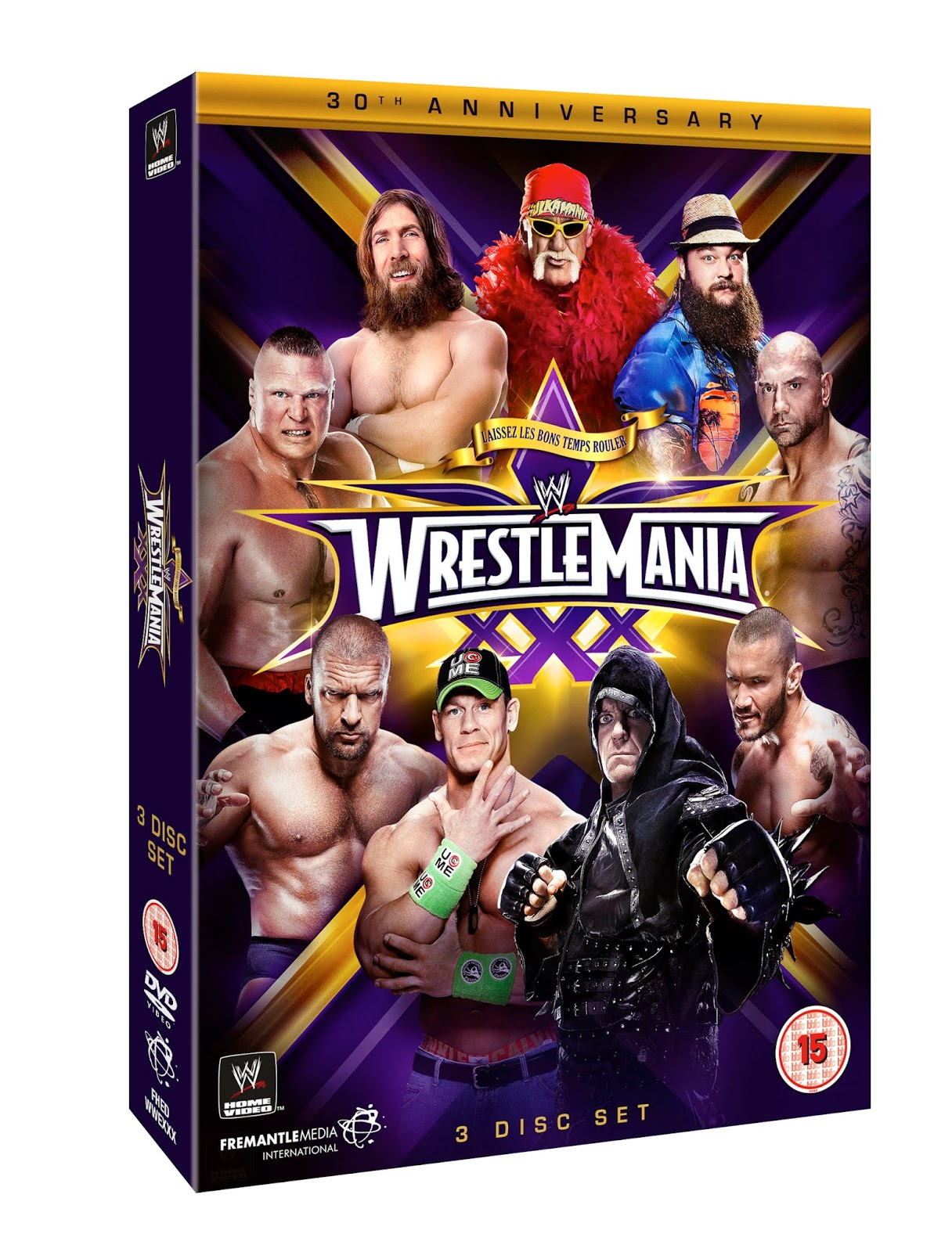49ac86482a34 For me personally, the main event of WrestleMania XXX was the opening  contest, between Daniel Bryan and Triple H. Not only was it given the most  time on the ...