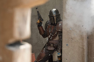star wars western film seri the mandalorian