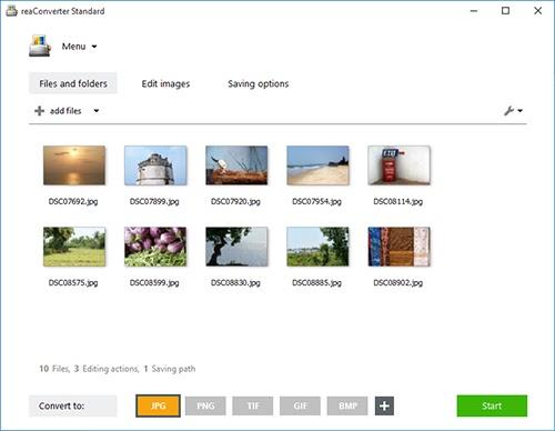 تحميل برنامج reaConverter Pro 7.580  لتحرير وتحويل الصور دفعة واحدة [مفعل مسبقًا]