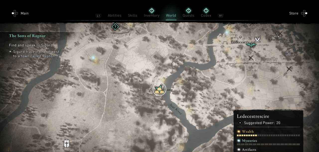 Ingot 17 Map 2