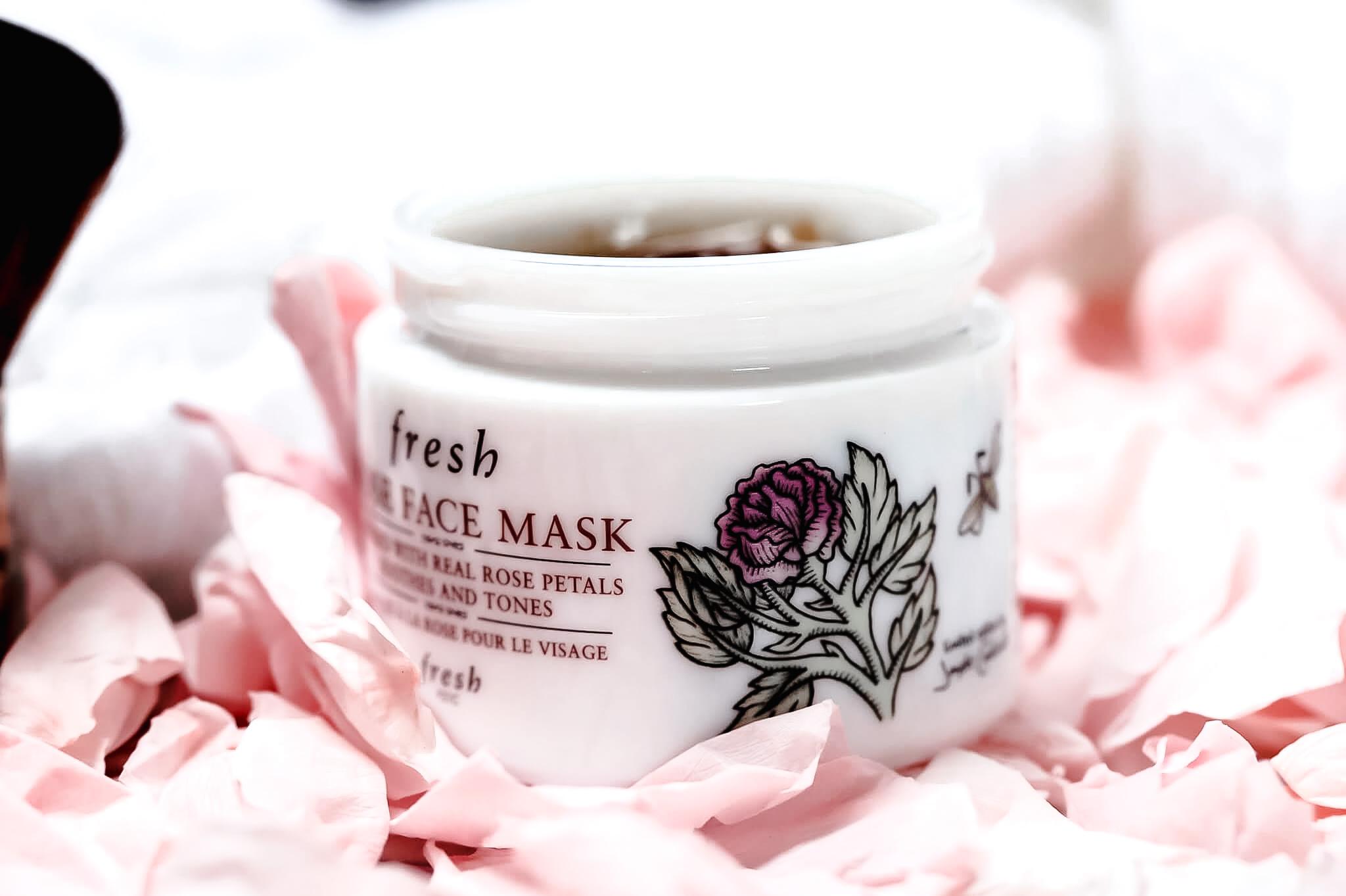 Fresh Rose Masque