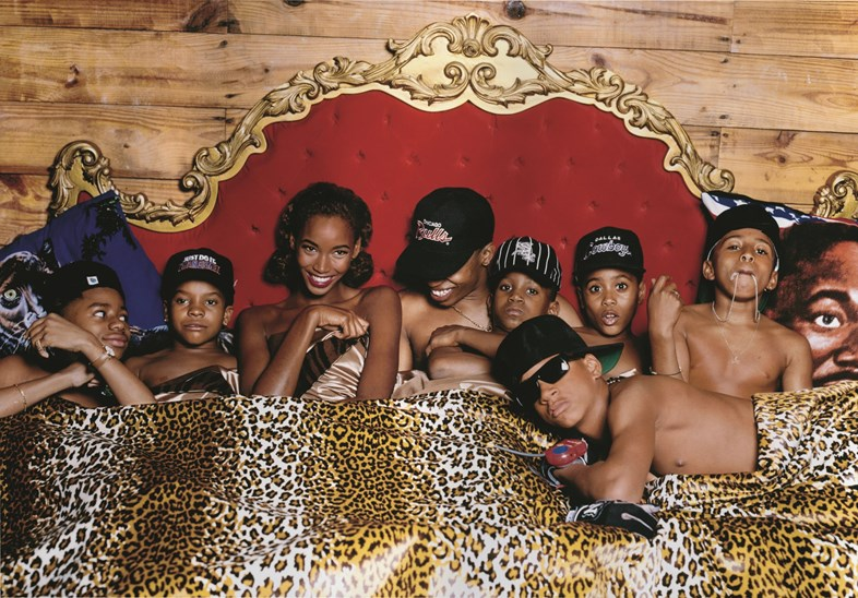 Beverly Peele And Another Bad Creation 1991 Blueiskewl