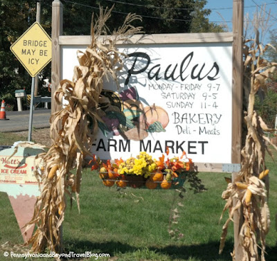 Paulus Farm Market in Mechanicsburg Pennsylvania