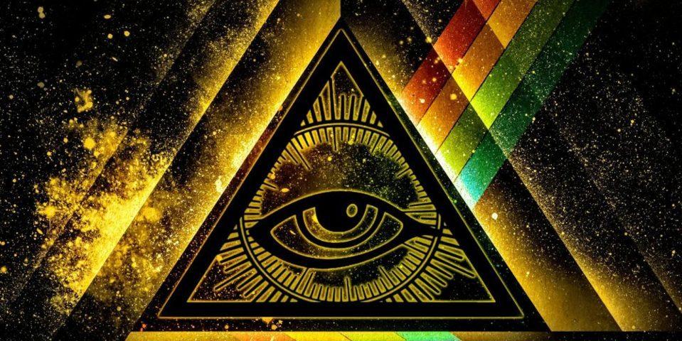 Resultado de imagen para el símbolo original de los illuminati