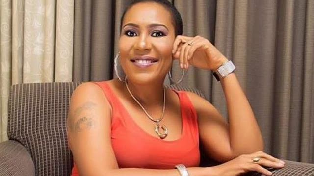 Day market women stoned me –Nollywood actress, Shan George