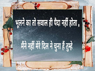 best love shayari in hindi sher shayari