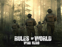 Rules Of World War Hero v1.0 Mod Apk Terbaru