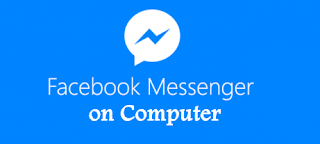 messenger on computer