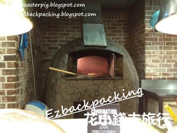 釜山pizza吃到飽