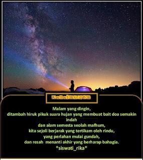 quotes bijak malam indah penuh makna
