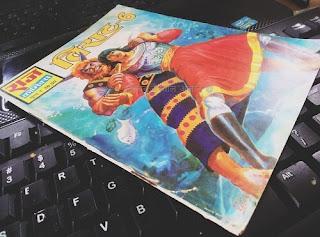 कॉमिक बुक समीक्षा: विराट 6