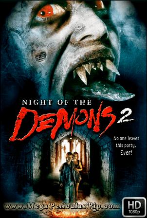 La Noche De Los Demonios 2 [1080p] [Latino-Ingles] [MEGA]