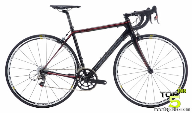 Top 5 de bicicletas de carretera para mujer
