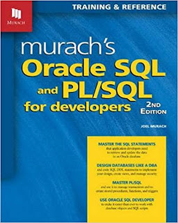 Best books to learn Oracle PL/SQL Programming
