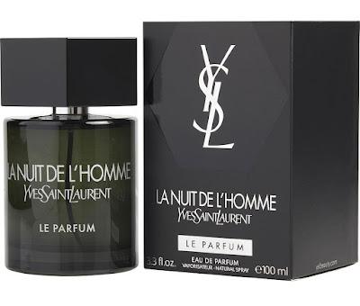 Parfum pria isi ulang untuk malam hari dan diner