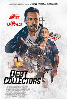 The Debt Collectors 2 2020 USA Jesse V. Johnson Scott Adkins Louis Mandylor Vladimir Kulich  Action