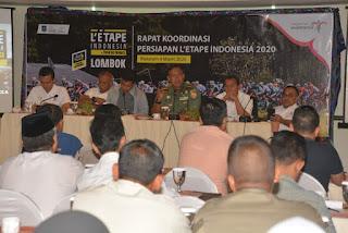 Rakor Persiapan L'ETAPE Indonesia Tahun 2020