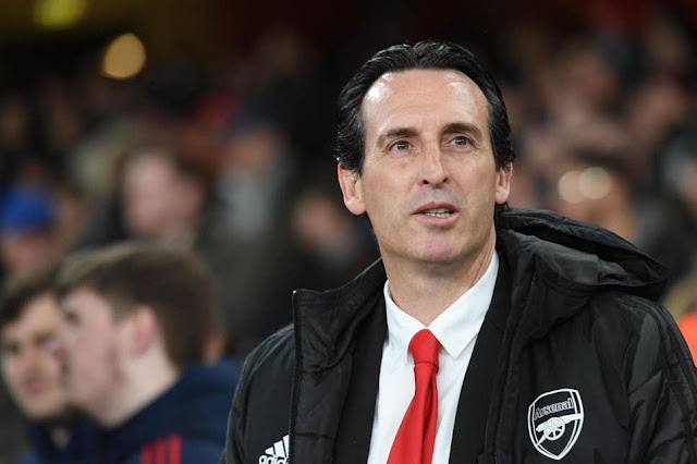 EPL: Unai Emery reveals player he wanted Arsenal to sign instead of Pepe