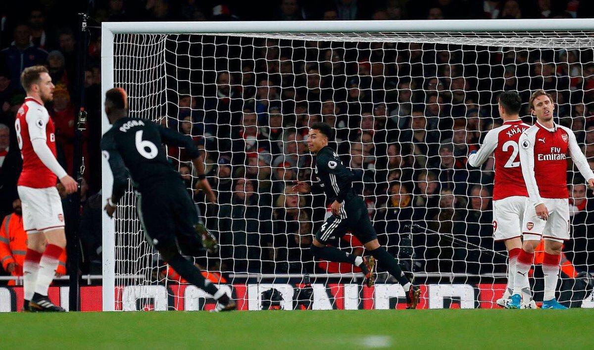 نتيجة مباراة مانشستر يونايتد وآرسنال اليوم الإثنين 30-09-2019 الدوري الإنجليزي
