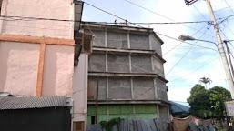 Dinas PUPR  Banda Aceh Monitoring Progres Pembongkaran Bangunan Lima Lantai di Kawasan Goheng yang Menyalahi IMB