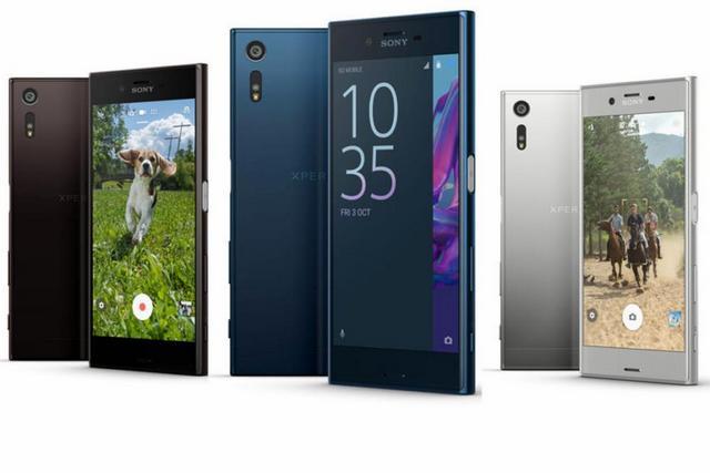 gambar Sony Xperia XZ Dual