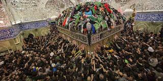 Aqidah Sesat Syiah: Orang yang Berziarah ke Makam Ali Ridha Pasti Masuk Surga