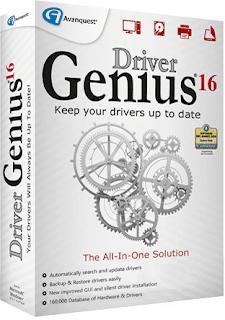 برنامج Driver Genius