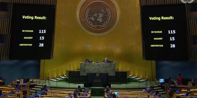 Geram Pemerintah Indonesia Tolak Resolusi PBB, Amnesty International: Mana Komitmen Negara Memajukan HAM Di Dunia?