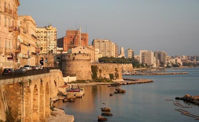 O que fazer em Taranto