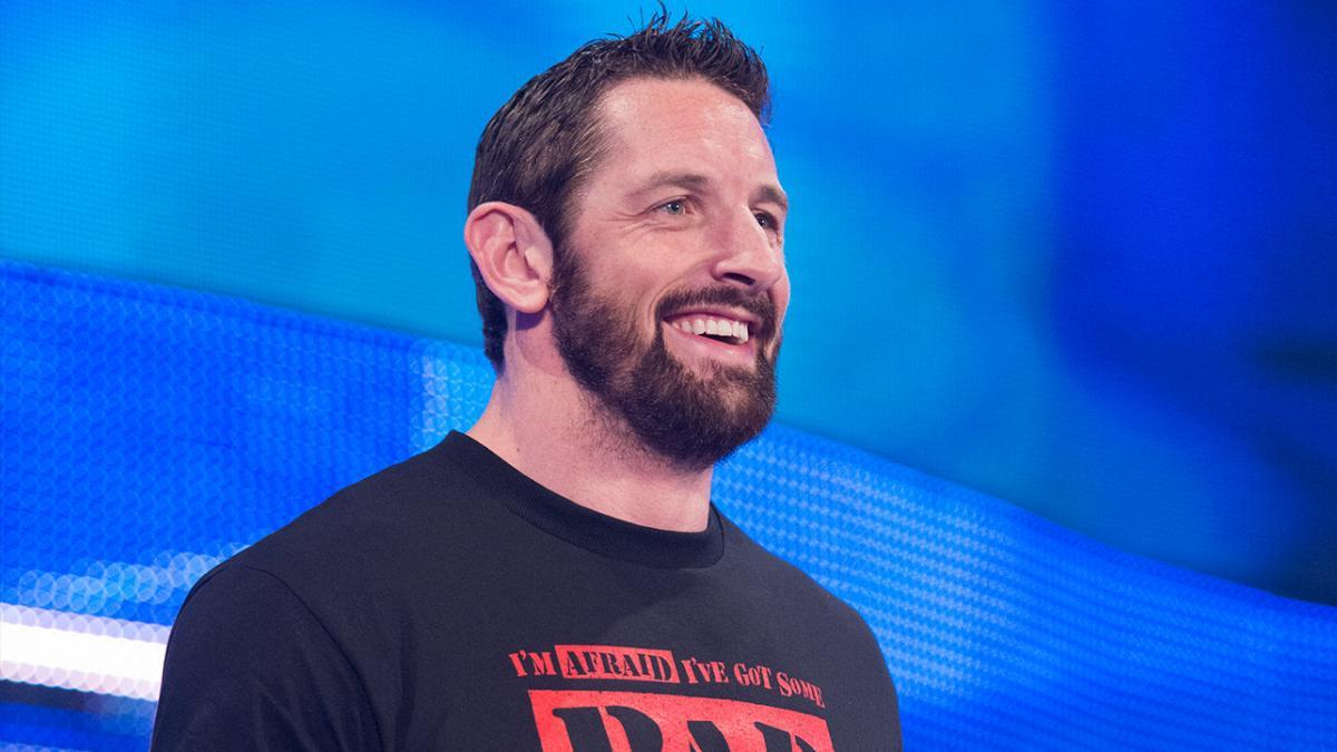 Wade Barrett fornece atualização sobre seu retorno ao NXT