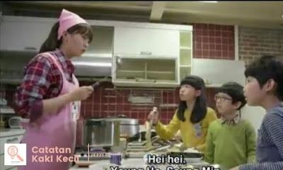 Eun-bi di Rumah Cinta