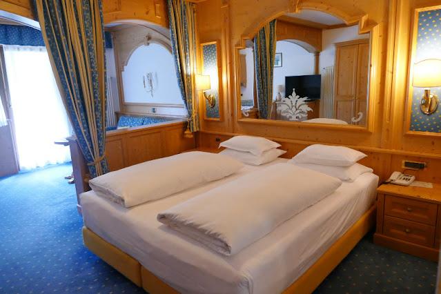 hotel evaldo dove dormire ad arabba