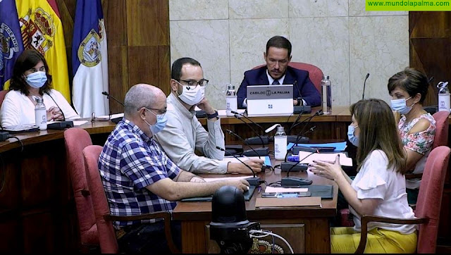 CC logra el compromiso del Cabildo para habilitar una sala de estudio de 24 horas en la comarca oeste de la Isla