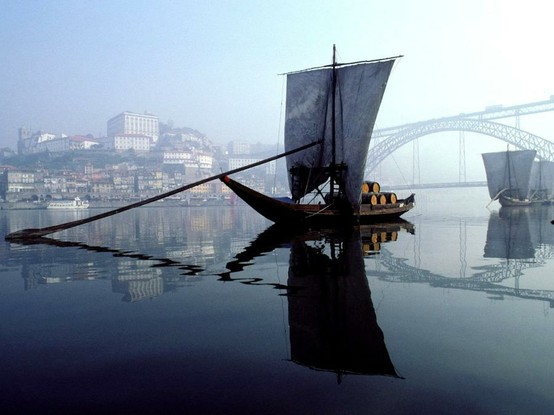 LA IMAGEN DEL DIA: Douro River, Porto, Portugal 3