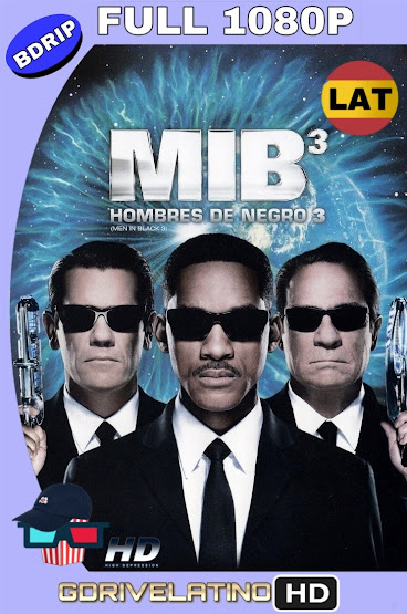 Hombres de Negro 3 (2012) BDRip 1080p Latino-Ingles MKV